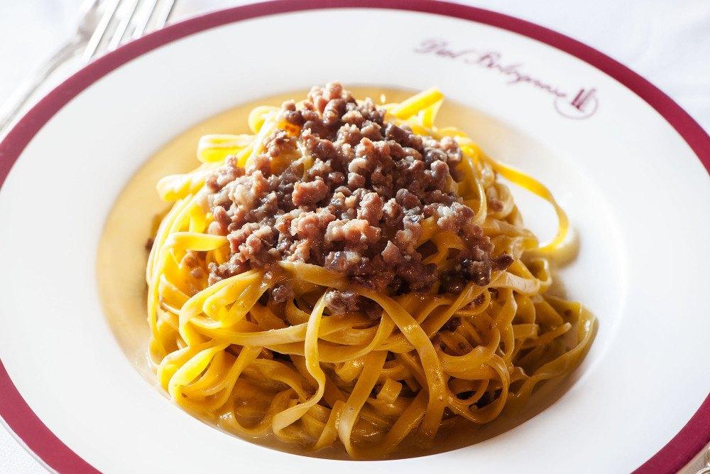 ricetta ragu bolognese