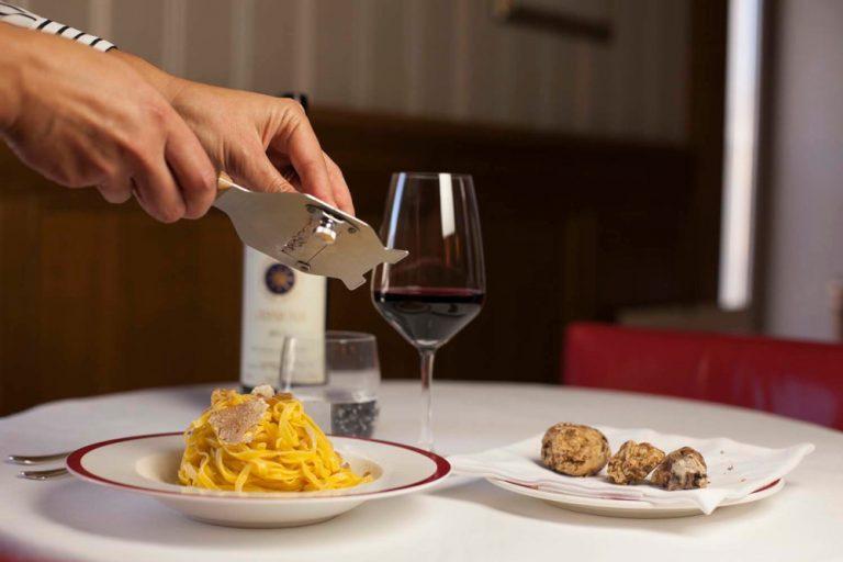 ristorante tartufo roma dal bolognese
